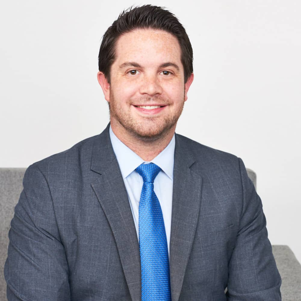 Revolve Wealth Partners COO Logan Trenz